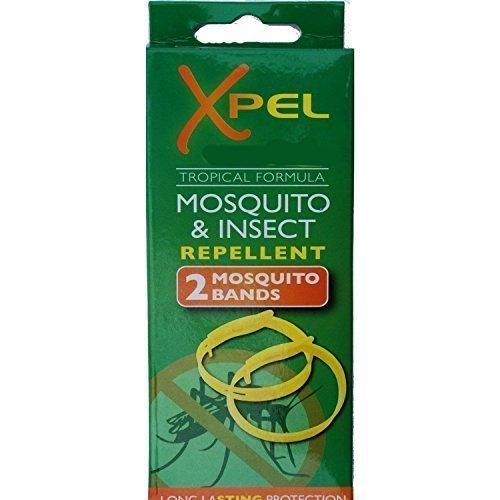Tropische Formel Moskito/Insektenabwehr bänder - Detail Gratis