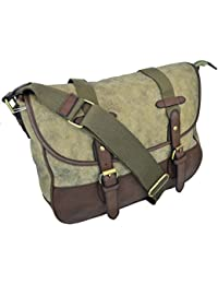 fe9d13bd3c Borsa Cartella Tracolla Uomo Donna Lumberjack Bag Men Woman B002 Marrone