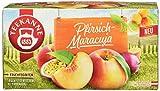 Teekanne Österreich Früchtegarten Pfirsich-Maracuja, 12er Pack (12 x 50 g)