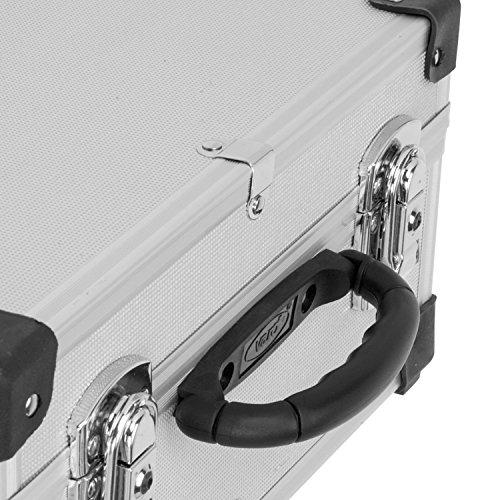 Alukoffer Aluminiumkiste Werkzeugkiste Lagerbox Leergewicht 2600g VARO - 3