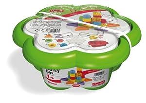 Quercetti 13/0260 Daisy Box - Juego de construcción para bebés