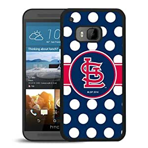 Popular HTC ONE M9 Case, Beautiful Designed Case With St Louis Cardinals Black HTC ONE M9 Cover