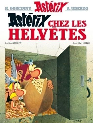 Astérix - Astérix chez les hélvètes - n°16 par René Goscinny