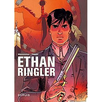 Ethan Ringler, Agent fédéral - L'intégrale - tome 1 - Intégrale Ethan Ringler 1