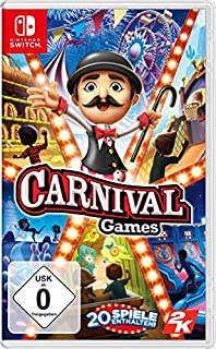 Carnival Games - [USK] [ ] (B07FDMY2R6) | Amazon Products