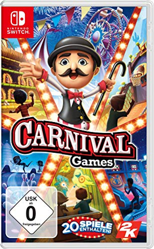 Carnival Games - [USK] [ ] (Carnival Games)