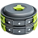 Best Knock Knock regali per gli amici - Switty 1 litro camping Cookware Mess kit Backpacking Gear Review