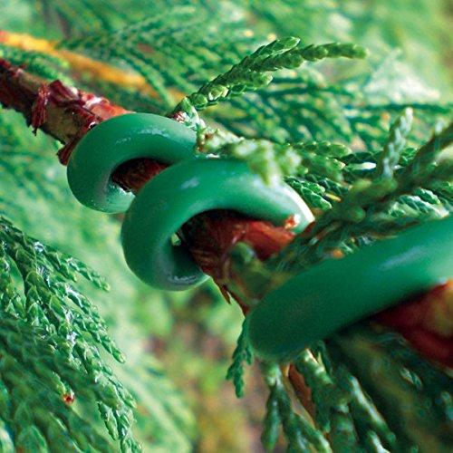 Garden - 1 x Thick Twist Plant Tie - 4.8metres - Kingfisher