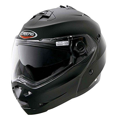 caberg-duke-adjustable-helmet-matt-black-size-m