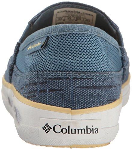 Columbia Womens Vulc N Vent Slip Outdoor Uniform Dress Shoe Steel, Cornstalk