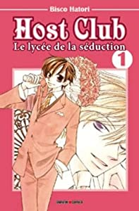 Host Club Edition simple Tome 1