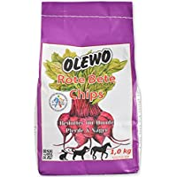 Rote Bete Chips 2,5kgs | Remolacha deshidratada para Perros Olewo