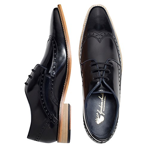 Goodwin Smith Healey Derby Homme Mocassin Black
