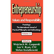 Entrepreneurship: Values and Responsibility