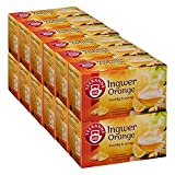 Teekanne Ingwer-Orange 12er Pack