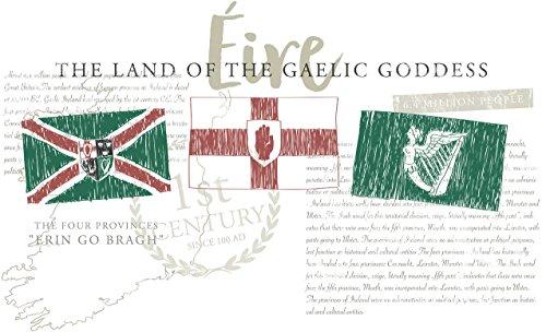 Chakka Shirt Irland Herren - Éire Erin Go Bragh (XL)