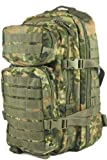 Mil-Tec Military Army Patrol MOLLE Assault Pack Tactical Combat Rucksack...