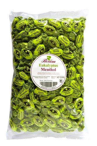 Rexim Euka-Menthol Bonbons 1kg