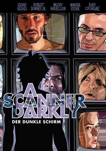 A Scanner Darkly- der dunkle Schirm