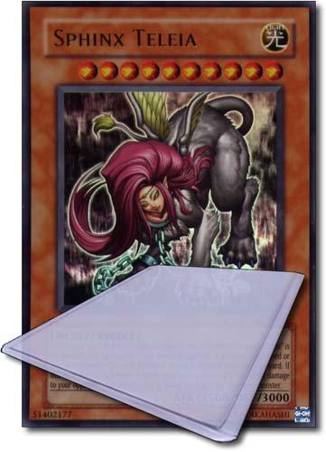 Yu Gi-Oh!-Karte (Limited Edition): EP1-Sphinx EN003 Teleia (Ultra Rare) (Sphinx Yu Gi Oh)
