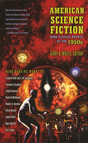 American Science Fiction: Nine Classic Novels of the 1950s
