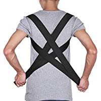 Tiaobug Geradehalter zur Haltungskorrektur für Kinder und Erwachsen Rückenbandage für Perfekte Haltung Korrektor... preisvergleich bei billige-tabletten.eu