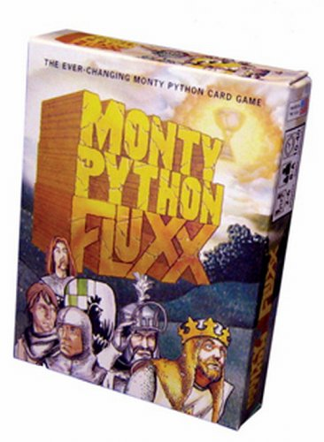 Monty Python Fluxx - Juego de tablero (Looney Labs LOO036) (versión en inglés)