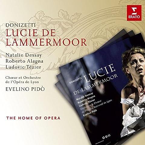 Donizetti Lucia - Donizetti - Lucie de Lammermoor / Dessay,