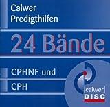 Calwer Predigthilfen. CD-ROM: Beinhalted je 12 B�nde der Reihen Calwer Predigthilfe und Calwer Predigthilfe Neue Folge Bild