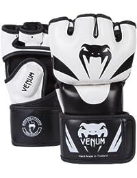 Venum Attack - Guantes MMA, color negro, talla L / XL