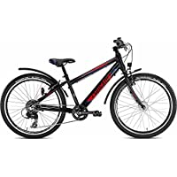 d6ed64eb474 Puky Crusader 24-8 Childrens Bike Alu Active light red/black 2019 24 inch