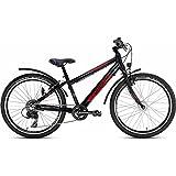 Puky Crusader 24-8 Alu Active Light Kinder Fahrrad schwarz