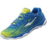 ERKE–Zapatillas de entrenamiento en temporada 11116114143, hombre, azul/verde, 9 UK