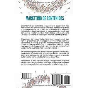 MARKETING DE CONTENIDOS El arte de crear el público para tu producto o servicio