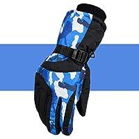 Unbekannt XIAOYAN Handschuhe Handschuhe Sporthandschuhe warm halten/Antirutsch / Wasserdicht/Winddicht Vollfinger Bequem