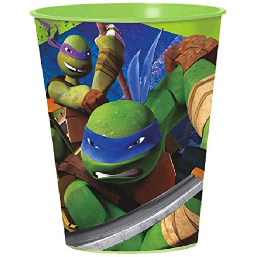 Amscan 421194Teenage Mutant Ninja Turtles für Tassen