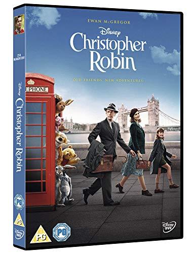 Image of Christopher Robin [DVD] [2018]
