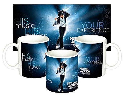 Michael Jackson The Experience Tasse Mug