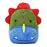 Cute Small Toddler Kids Backpack Peluche Animal Cartoon Mini borsa per bambini per Neonata Età ragazzo 1-3 anni