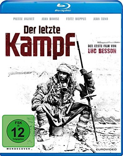 Der letzte Kampf (OmU) [Blu-ray]