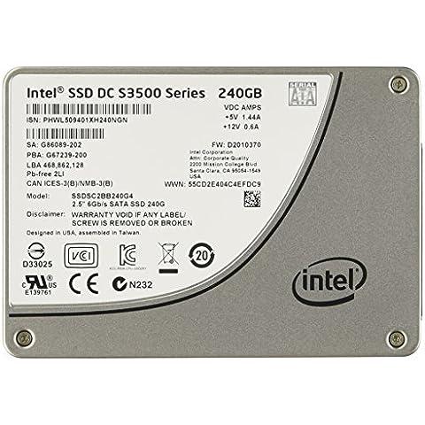 Intel SSDSC2BB240G401 - Disco duro sólido interno SSD de 240 GB