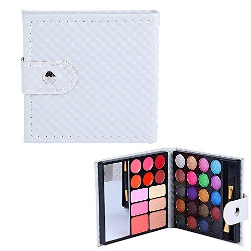 BrilliantDay 32 Couleurs Palette Fard à Paupières Blush Gloss à lèvres Correcteur Kit Maquillage Beauté Set#3