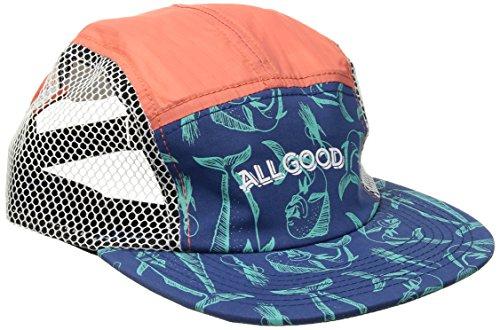 Alle guten Dorado Mesh Camp Hat, unisex, mehrfarbig
