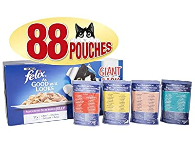 Felix As Good As It Looks Adult Wet Food Pouch