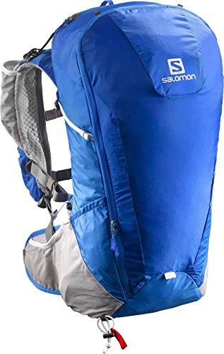 Salomon Peak 20 Mochila, Unisex, Azul (Union Blue/White), Talla Única