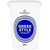 Morrisons Greek-Style Yogurt, 500g