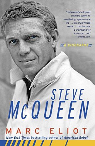 Steve McQueen por Marc Eliot