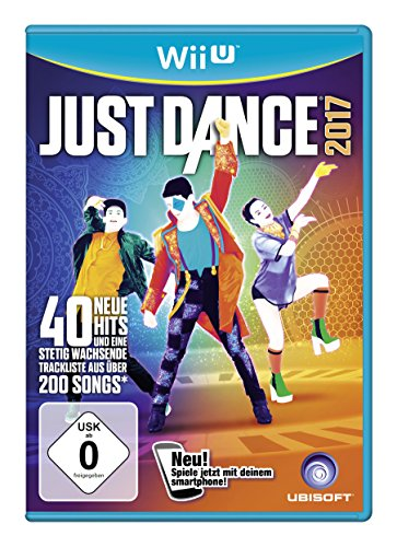 Ubisoft WiiU Just Dance 2017