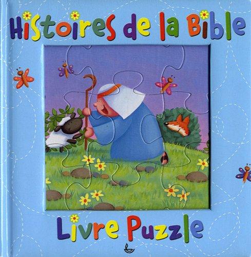 Histoires de la bible - livre puzzle par Juliet David