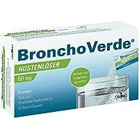 Bronchoverde Hustenlöser 50mg 10 stk preisvergleich bei billige-tabletten.eu